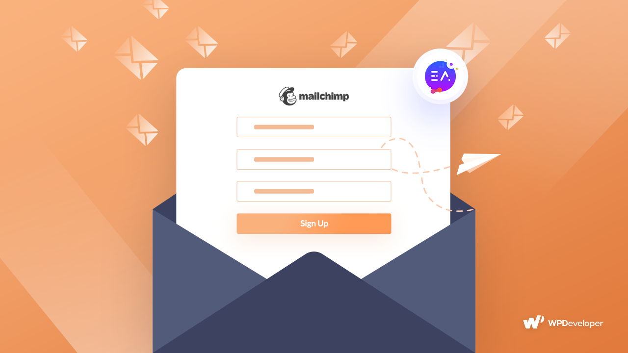 How To Integrate MailChimp With WordPress Using Elementor To Get More Subscribers