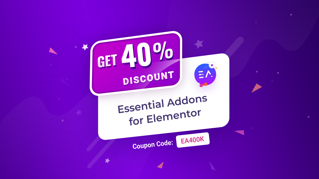 Most Popular Elementor Addons Library: Essential Addons Hits 400,000+ Active Users 8