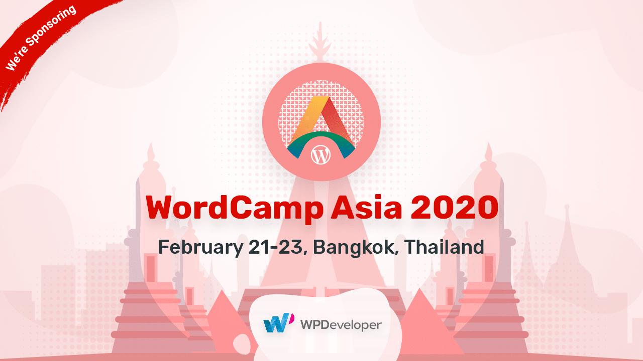 WordCamp Asia