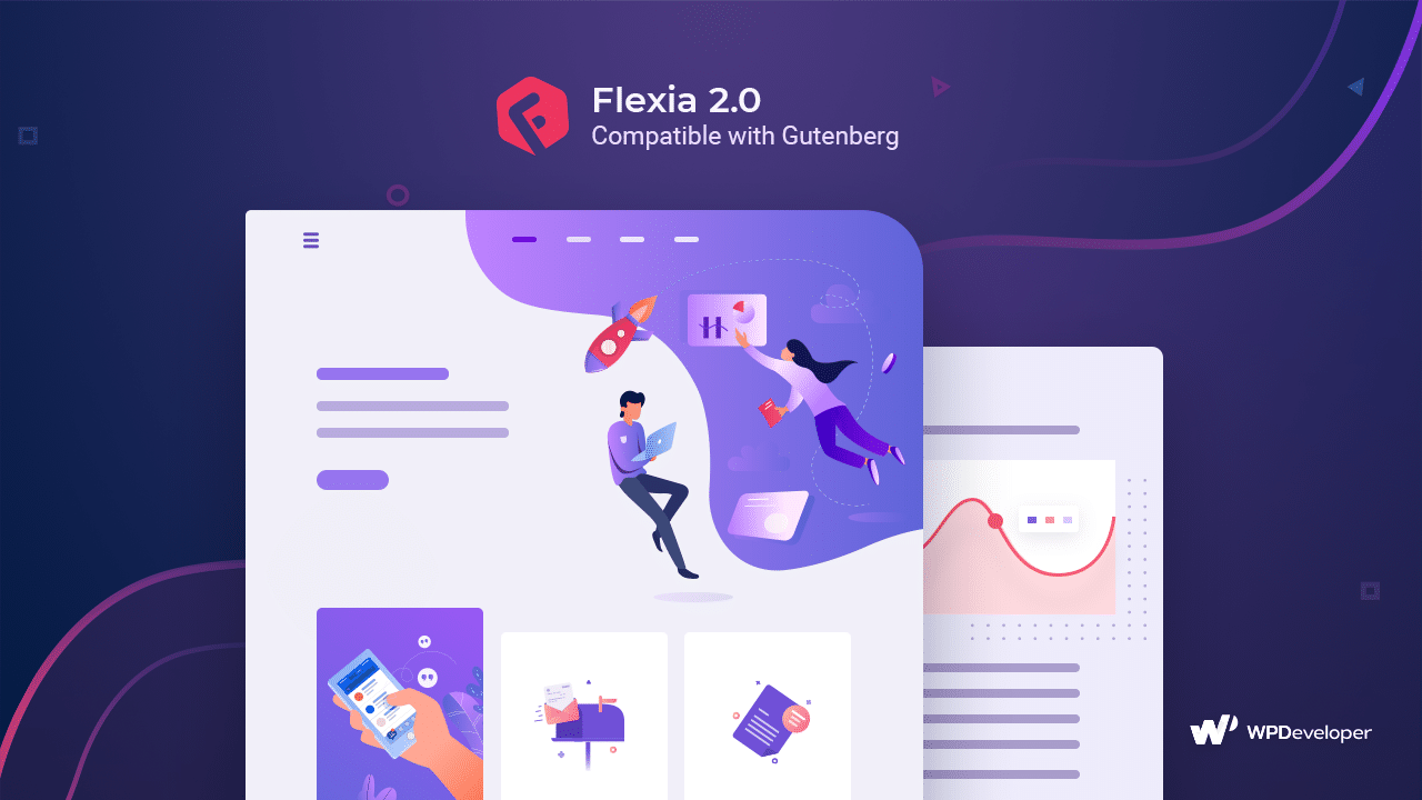 What's New in Flexia 2.0 - Revamped Gutenberg Compatible Theme for WordPress 4
