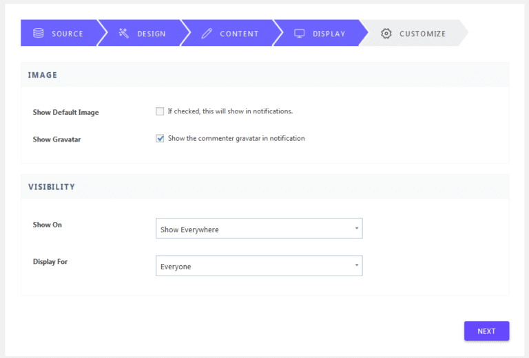 Connect NotificationX with ConvertKit, NotificationX, ConvertKit, Email Marketing, Social proof Notifications for ConvertKit