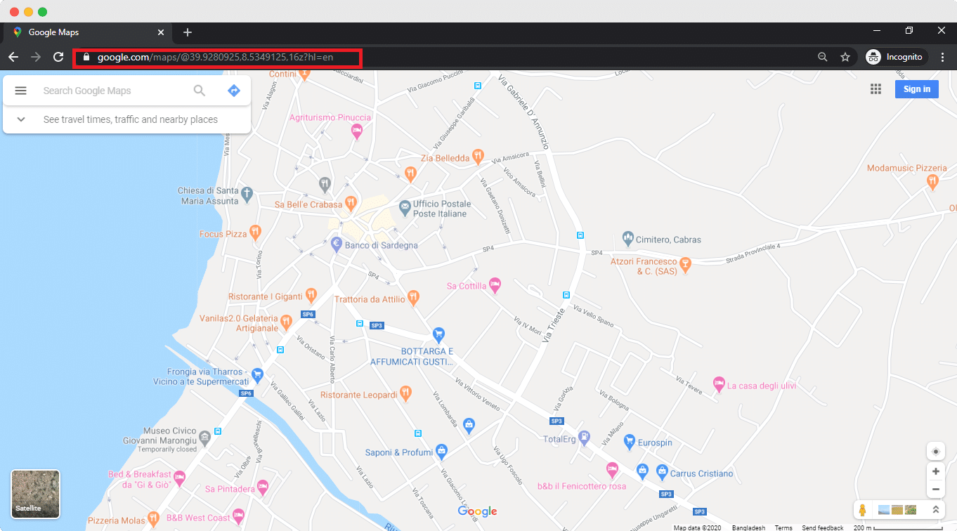Embed Google Maps in WordPress