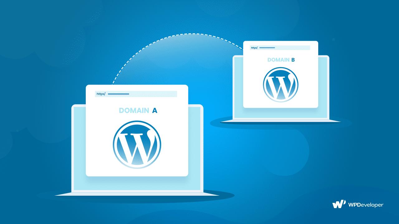 Transfer A WordPress Website To A New Domain Address
