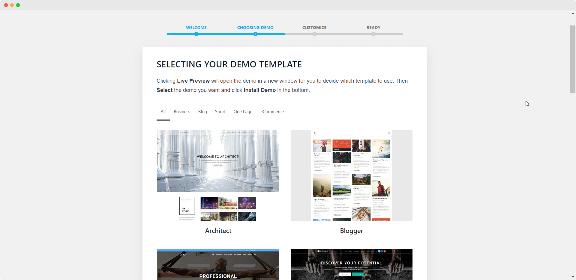 OceanWP In-Depth Review: Is It The Best Theme for Your Next WordPress Website? 5
