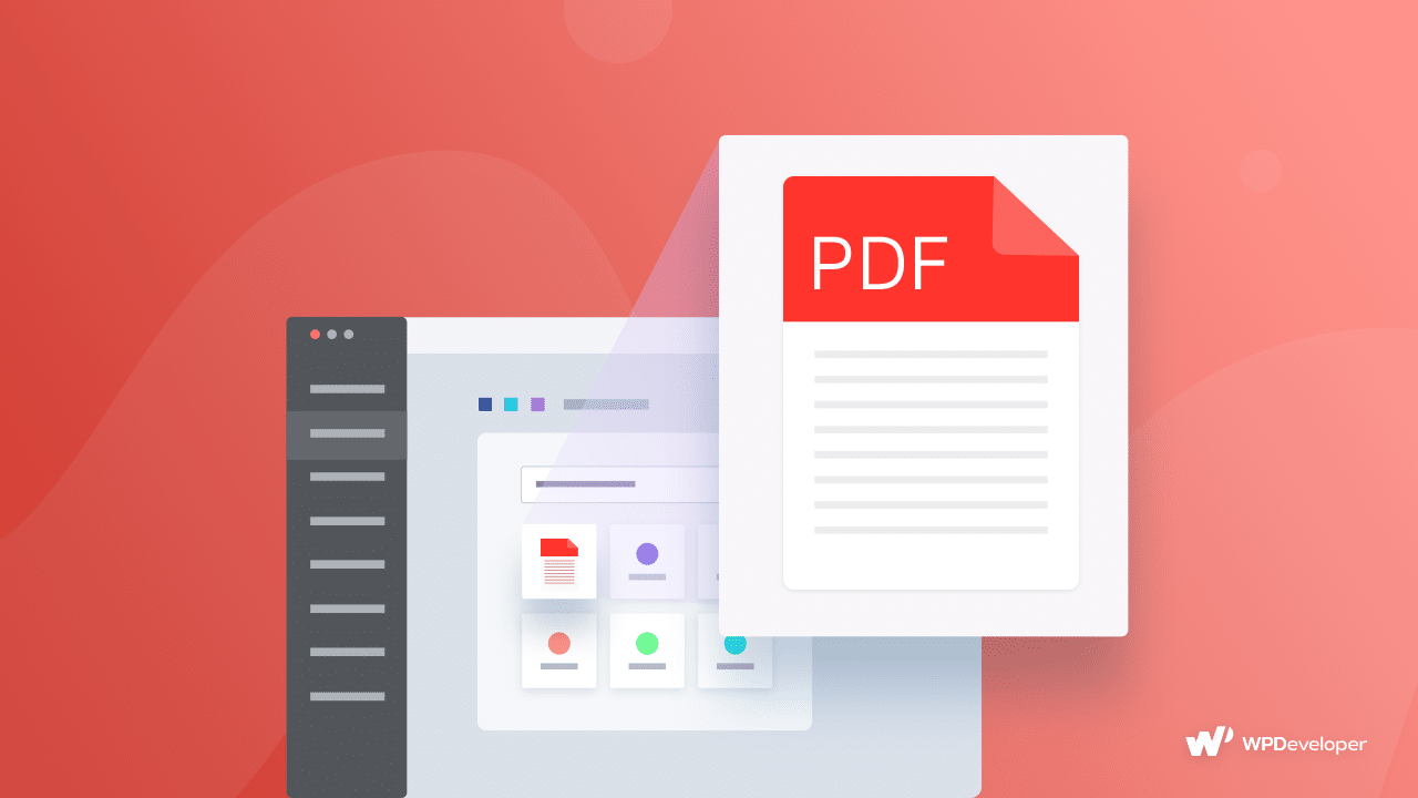 Embed PDF Documents