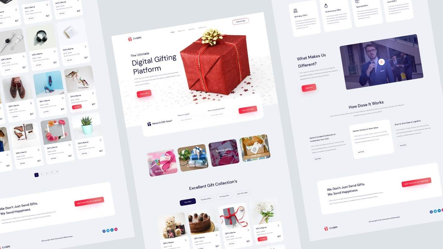 5 Best WooCommerce Template Packs for Elementor To Create Your Business Website Without Coding 5