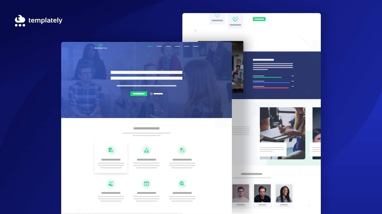 Business Consultancy Website