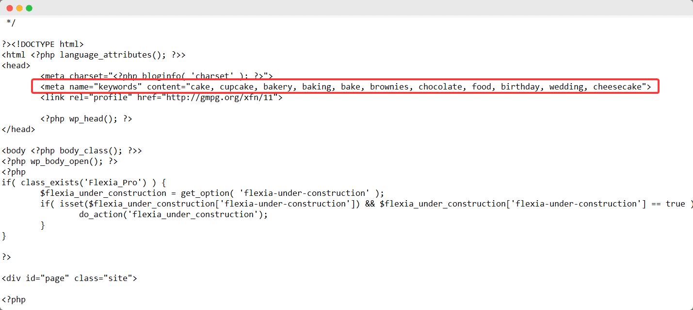 Add Meta Tags In WordPress