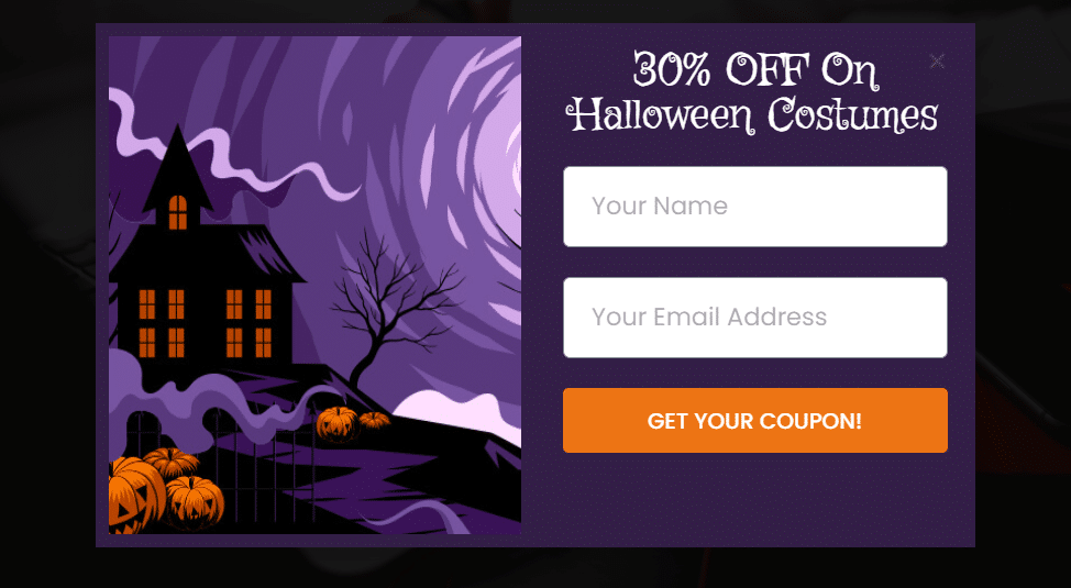 Halloween Marketing Ideas To Boost Up Sales On WordPress Site [Freebies] 2