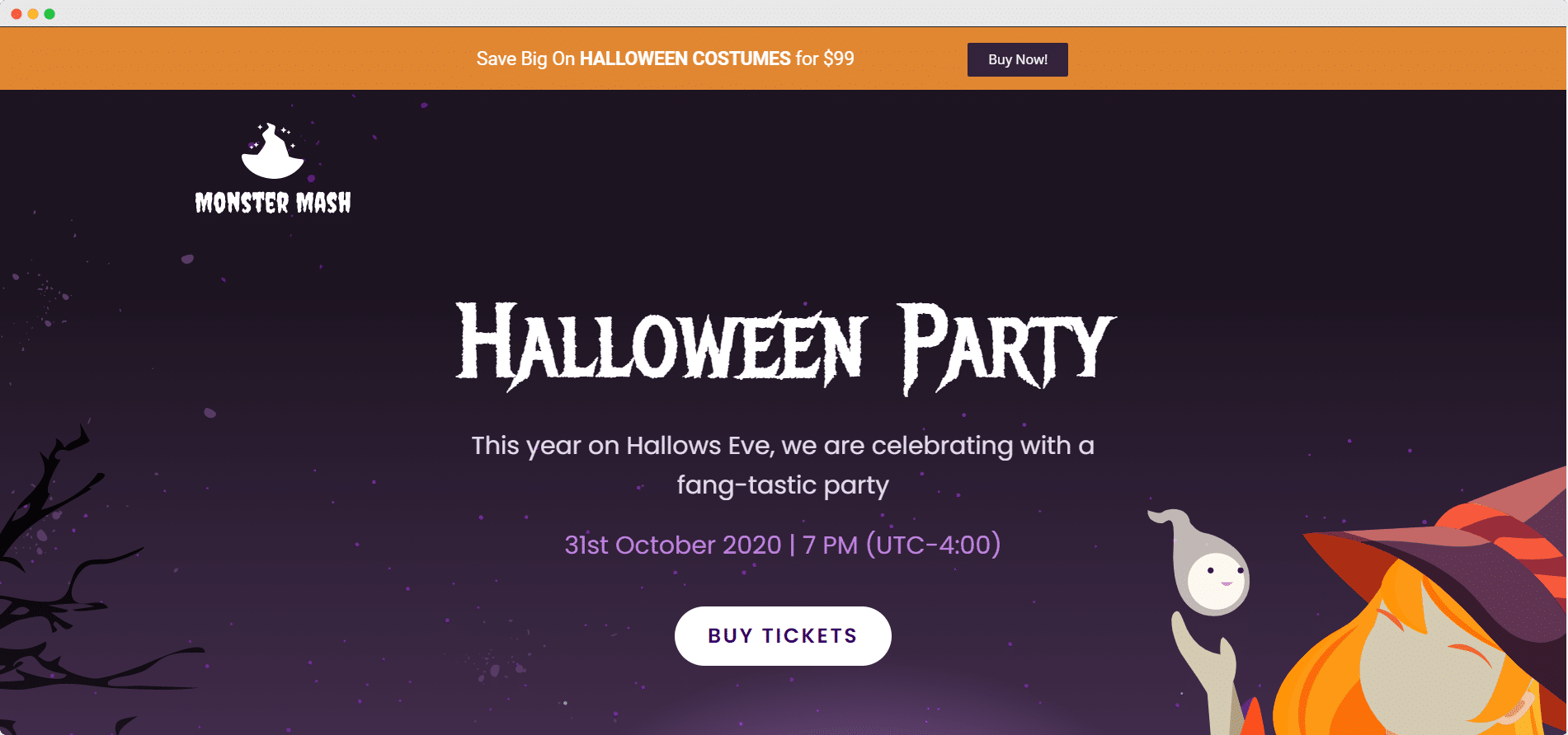 Halloween Marketing Ideas To Boost Up Sales On WordPress Site [Freebies] 1