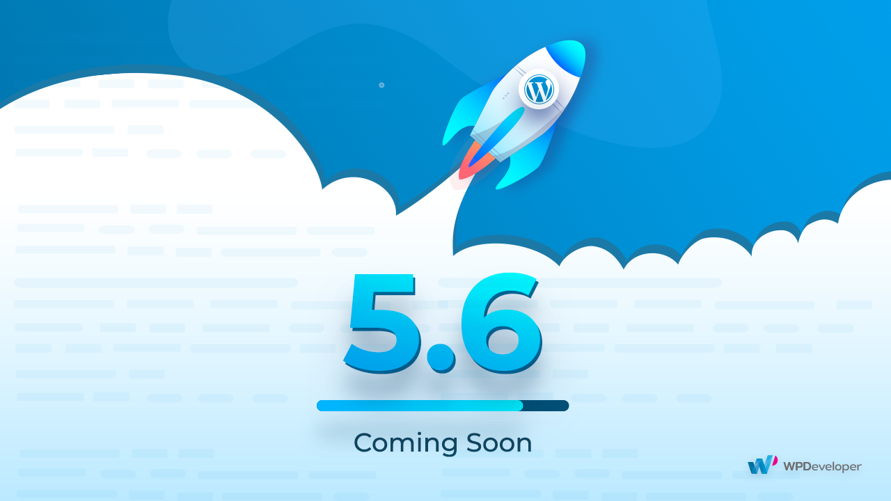 WordPress 5.6 next relase