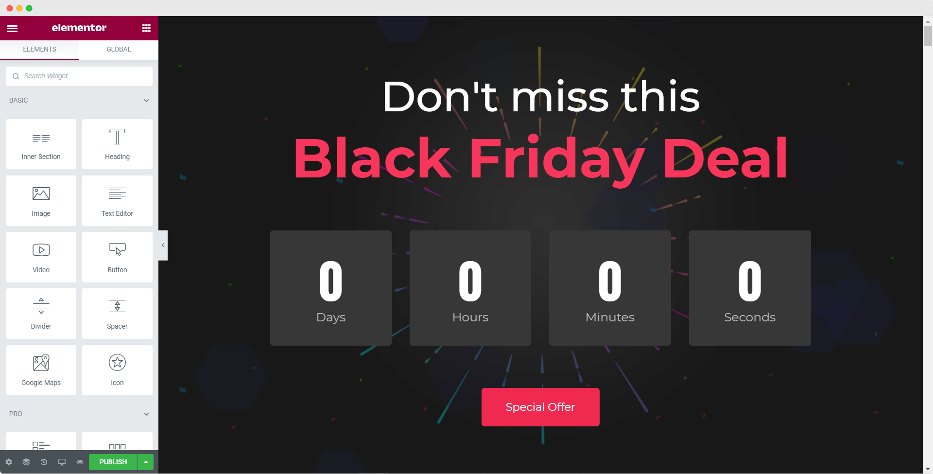 Best WordPress Black Friday Templates for Elementor To Get More Sales in 2020 2