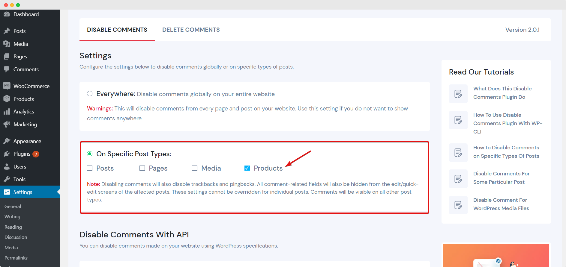WPDeveloper Acquired Disable Comments WordPress Plugin With 1 Million+ Users 2