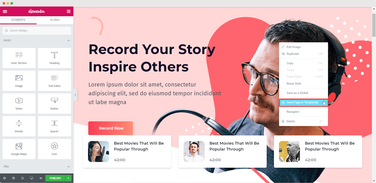 Ultimate Resource: Top 8 Best Elementor Templates Library [Free & Premium] 4