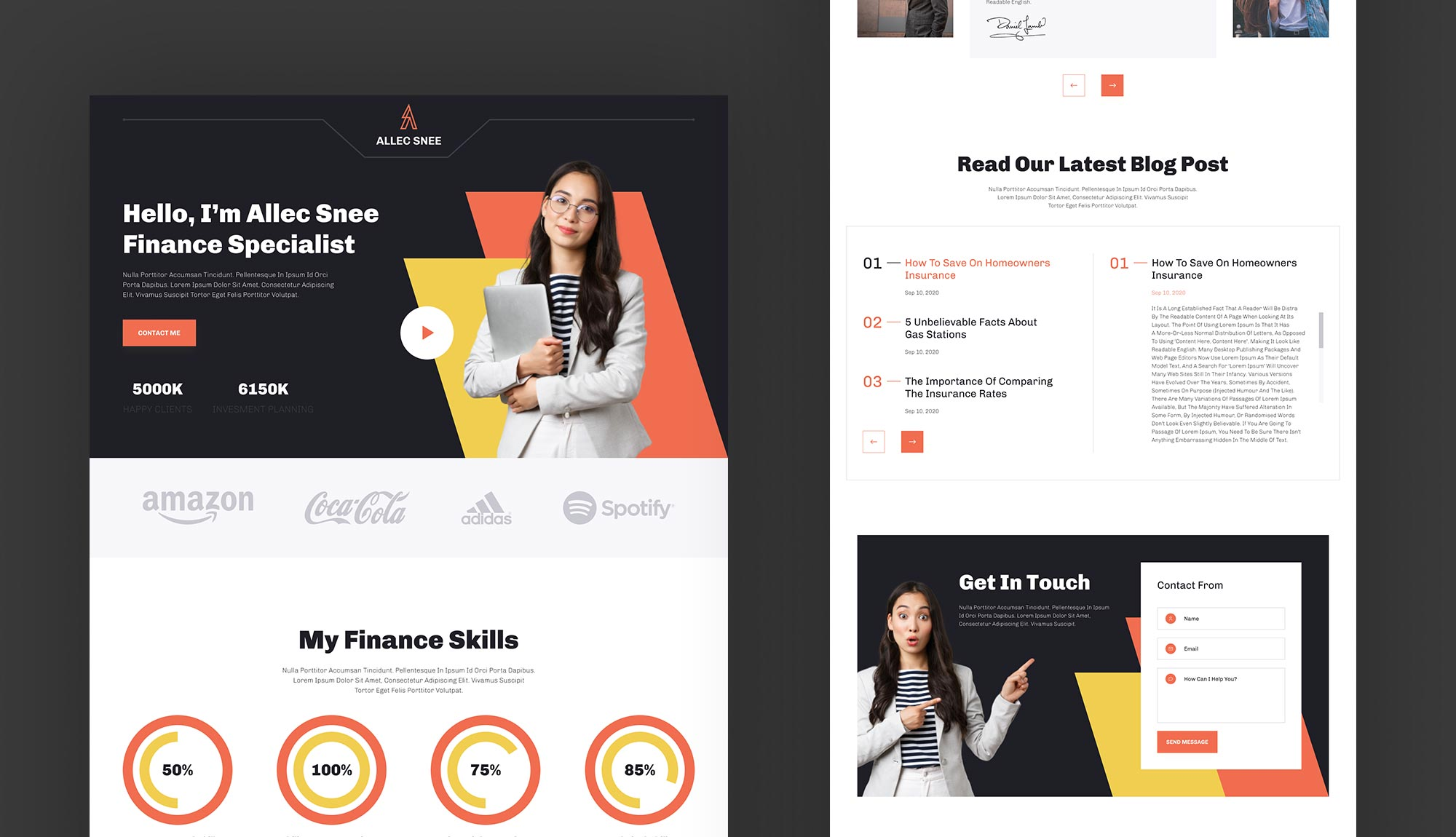 Best Ready Elementor Template Packs: February 2021 Edition 17
