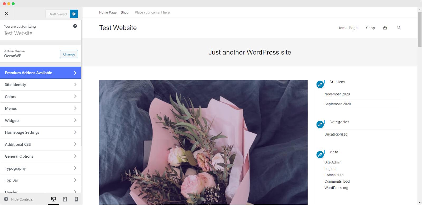 Top 5 Best FREE WordPress Themes for Elementor + Bonus Templates [2021] 5