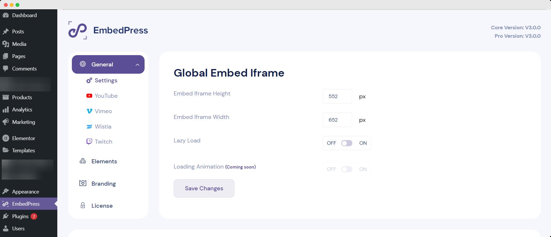 EmbedPress 3.0